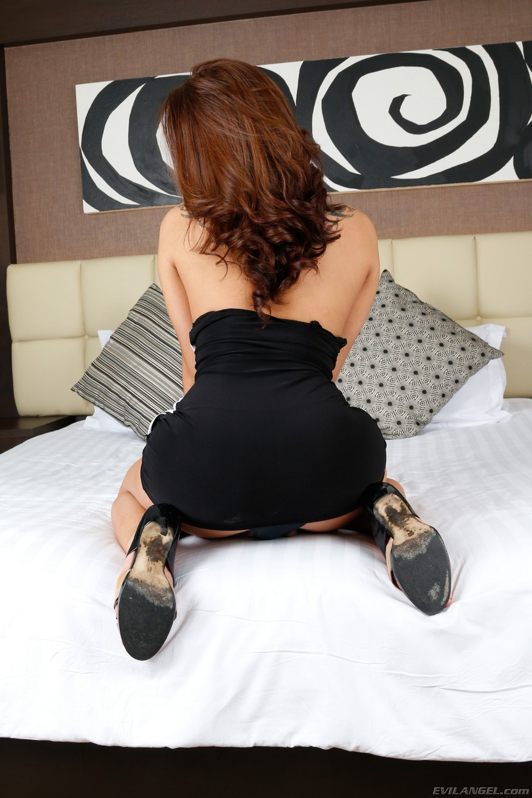 ladyboy welcome in my ass